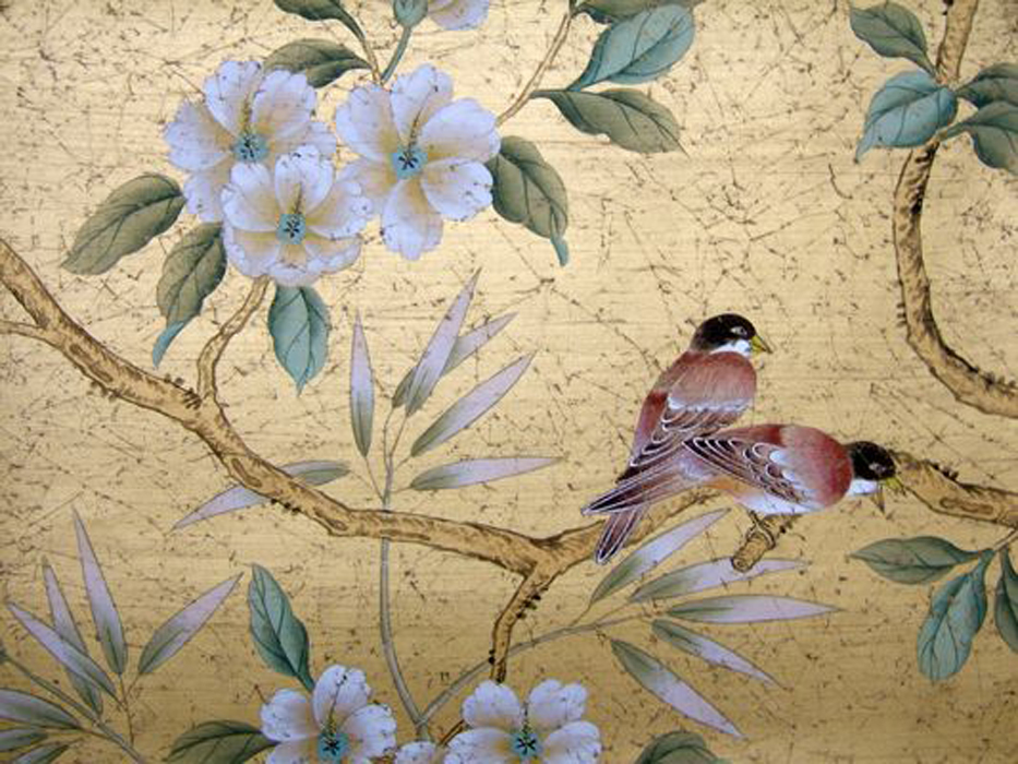 Chinoiserie Murals The Color Dreamers