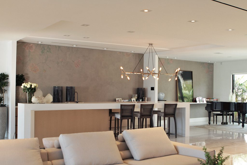 Luxury Residential Mural
