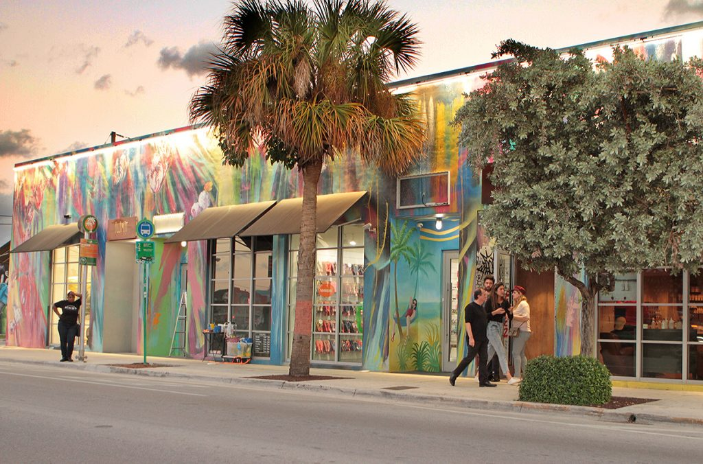 Wynwood Miami - The Color Dreamers - Havaianas